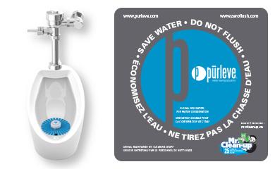 Purleve Enviroseal Flex Water Saving System